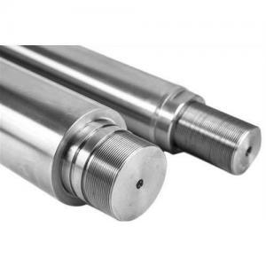 China Induction Hardened Chrome Bar Hydraulic Cylinder Piston Rod Manufacturers Hydraulic Cylinder Piston Rod Design on sale