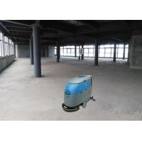 China SIngle Brush Floor Scrubber Dryer Machine For Fonda Accept Customization wholesale
