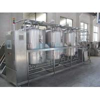 China automatic CIP washing system, CIP system, beverage machinery Automatic Milk,Juice Cip Cleaning Unit wholesale