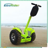 China 2 Wheel Self Balance Scooter Electric Chariot Off Roading Segway With Handle wholesale