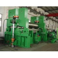 China High Precision Metal Hydraulic Plate Rolling Machine Tanks Industrial Hydraulic Drive wholesale