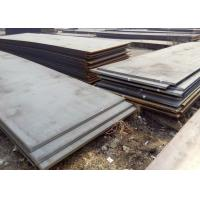 China Ms Hot Rolled Steel Plate / Coil , Flat Metal 10mm Steel Plate Custom Length wholesale
