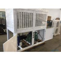 China 8HP Box Type Refrigeration Condensing Unit With Air Cooler For Cold Storage Room wholesale