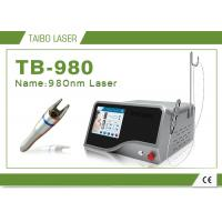 Buy cheap Semiconductor 980 nm Diode Laser Spider Vein Removal Machine Paineless product