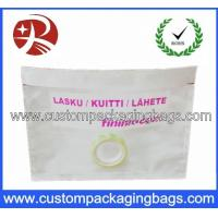 Custom Packaging Bags Packing List Envelope