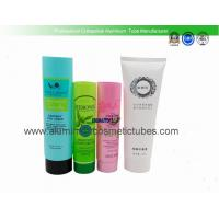 China 5.2oz Cosmetic Plastic Tube Packaging 100% Recyclablecustom Logo With Screw Caps on sale