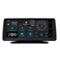 China Android System On Dash Car GPS Navigator with FM Radio DVR Bluetooth 3G Wifi on sale