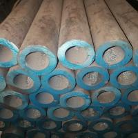 China SUJ2 Black Surface Steel Round Tube With Length 3-6m / Oil Hardening Tool Steel wholesale