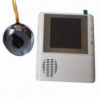 China Door Viewer, Peephole with Doorbell Function wholesale
