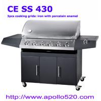 China Outdoor BBQ Gas Grill wholesale