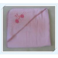 Buy cheap Baby hooded towel from wholesalers