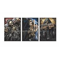 China 3 Flip 3D Lenticular Pictures UV Printing Personalized Novelty 30x40cm wholesale