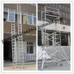 China Straight Aluminium ladder&Step ladder,Aluminium Alloy ladder wholesale