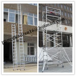 China Hot-selling ladder with Aluminium material&Aluminium ladder wholesale
