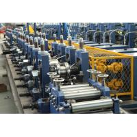 China Low Carbon Steel Tube Forming Machine For Industrial Pipe Production wholesale