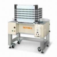 China 550mm Web Inspection Machine with 0 to 180rpm Rotation Speed and Back Lighting on sale
