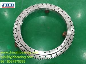 China slewing bearing RKS.061.20 0544 size 640.8x472x56mm with external teeth for Band Conveyor machine wholesale