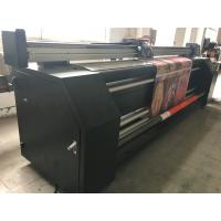 Buy cheap Digital Inkjet Color Textile Banner Printing Machine Roll To Roll Type from wholesalers