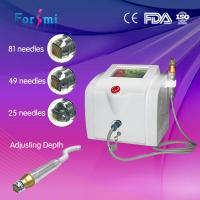 China 5MHZ Radio frequency fractional rf microneedle for salon wth no down time wholesale