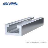 China China Supplier Manufacturers Aluminium Lipped Channel Extrusions wholesale