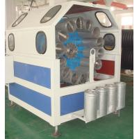 Quality Customized PVC Fiber Reinforced Hose Extrusion Line CE , ISO9001 Certificate for sale