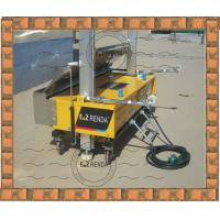 China No Air Bubble Ez Renda Auto Rendering Machine 1250mm Length For Internal Wall wholesale