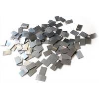China K10 / K20 Tungsten Carbide Plate Spacers , Tungsten Alloy Plate For Wear Parts on sale