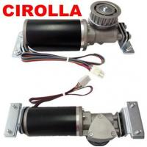 China Heavy Duty 24V DC Automatic Sliding Door Motor Brush Less 75W Electric wholesale
