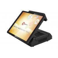 "China 15"" TFT LCD Touch Screen Pos System HM70 With Dual - Core Double Thread Processor wholesale"