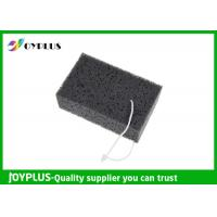 China Double Side Auto Car Cleaning Sponge With Loop Customized Size / Color wholesale