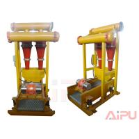China Land rig drilling solids control hydrocyclone desander separator for sale wholesale