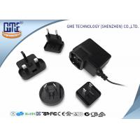 China 1.5M Cable Interchangeable ac dc 12v power adapter / Universal AC DC Adapters wholesale