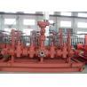 China Compact Structure Choke And Kill Manifold , Wellhead Pressure Control Equipment wholesale