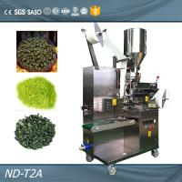 China Full Automatic Tea Paper Bag Packing Machine Sealing Machine Stainless Steel on sale