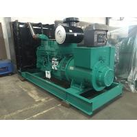 China 625KVA Industrial Diesel Generators , 3 Phase Cummins Diesel Genset wholesale