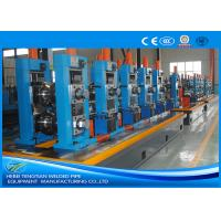 China Low Alloy Steel Steel Pipe Production Line Heavy Duty ISO Certification wholesale
