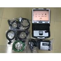 Quality Mercedes Benz star SD Connect C4 Panasonic CF30 Mercedes Star Diagnosis tool DAS+Xentry(in development model),EPC,WIS for sale