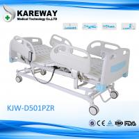 Quality Robot Welding  Electric Hospital Bed , 4 Motors Adjustable Hospital Beds for sale