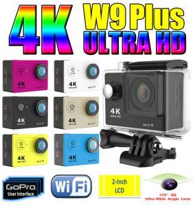 China Original Video camera wholesale sport camera Waterproof Full HD 1080P H9 plus Action Cam wholesale