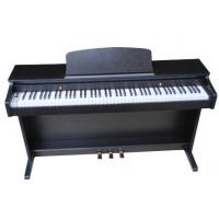 China Electronic Polished black 88 key Digital Piano With Melamine Shell DP8820B wholesale