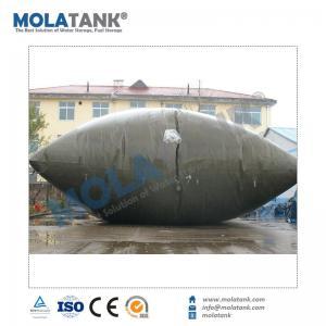 China Mola PVC soft water storage tank PVC Water Tank PVC flexible pillow water tank on sale