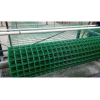 China 1x1 Pvc Coated Heavy Duty Welded Wire Mesh Panels For Cages With Small Hole wholesale