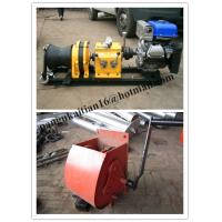 China China Powered Winches, best factory Cable Winch,ENGINE WINCH wholesale