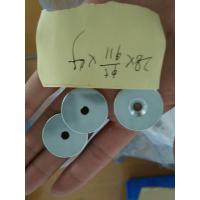 China N35-N52 different type permanent Counter hole Block NdFeB Magnet wholesale