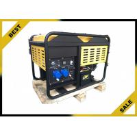 China Small Vibration Gasoline Electric Generator Lower Noise , Dual Fuel Generator 15 Kw wholesale