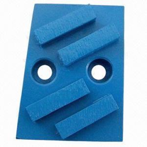 China Grinding/polishing tool sets of diamond blocks/concrete grinding blocks on sale