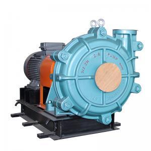 China Heavy duty high head tailing pond slurry transfer centrifugal pump ZH series sand mining slurry pump on sale