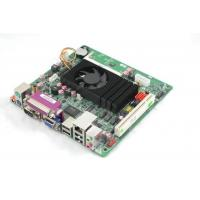 China Mini-ITX Motherboard Onboard Intel Atom D525 CPU  6 COM Port wholesale