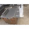 China Teppanyaki grill table equipment,Rectangle Teppanyaki table used for Restaurant Hotel wholesale