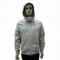 China Unisex Fleece Jacket/Coat, Ideal for Outdoor and Casual Wear, Waterproof, Breathable wholesale